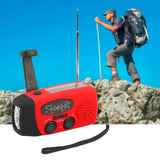 Self Powered  Light / Radio / Powerbank, , Outdoorsy