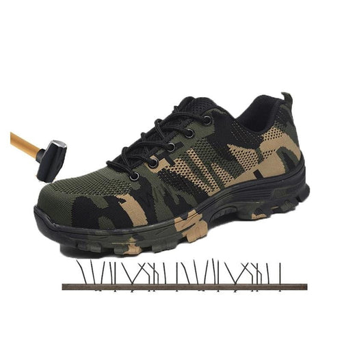 New Plus Size INDESTRUCTIBLE SAFETY SHOES, Camping, Outdoorsy