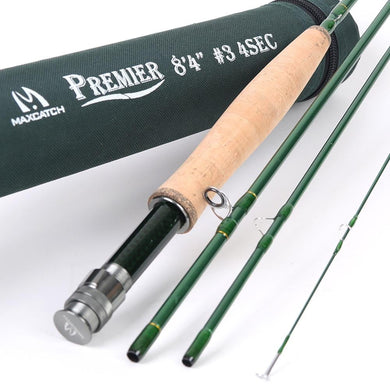 Carbon Fiber Fast Action Fly Fishing Rod - Outdoorsy