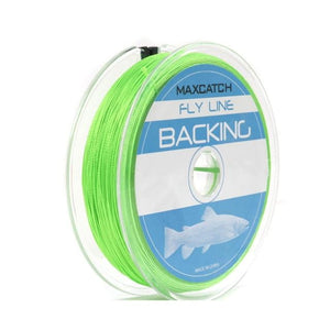 Multi Color Braided Backing Fly Fishing Line, Fishing, Outdoorsy