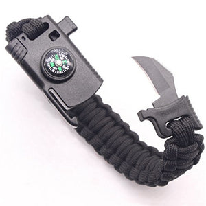 Outdoorsy Multifunctional Paracord Survival Bracelet, Survival, Outdoorsy