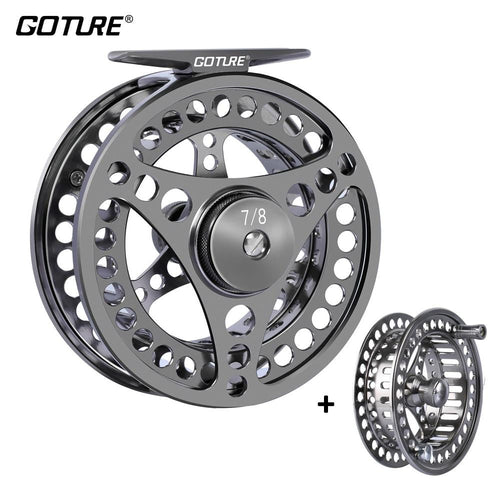 Goture Fly Fishing Reel, Fishing, Outdoorsy