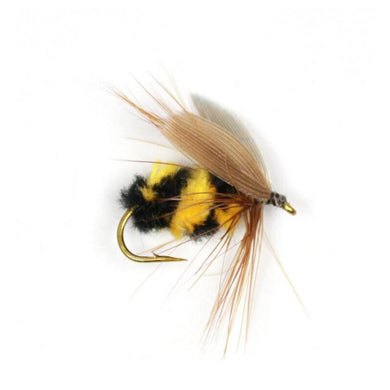 10pcs Bumble Bee Flies, Fishing, Outdoorsy