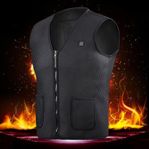 Electric Heated Vest, Camping, Outdoorsy, Outdoorsy