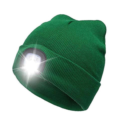 Washable LED Beanie, , Outdoorsy, Outdoorsy