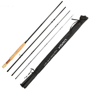 Carbon Fiber Detachable Fly Fishing Rod, Fishing, Outdoorsy