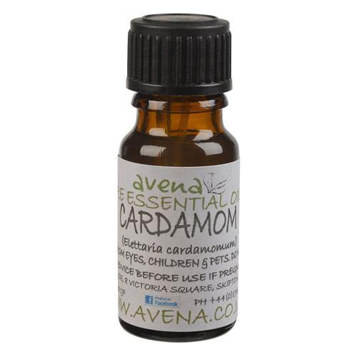 Cardamom Essential Oil (Elettaria cardamomum) - Evolved Flow