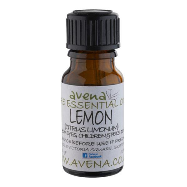 Lemon Essential Oil (Citrus limonum) - Evolved Flow