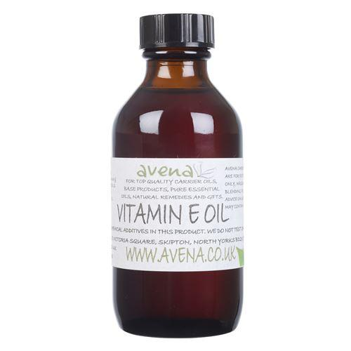 Vitamin E Oil 70% (Tocopherols & Helianthus Annuus Seed Oil) - Evolved Flow