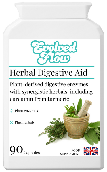 Herbal Digestive Aid - Evolved Flow