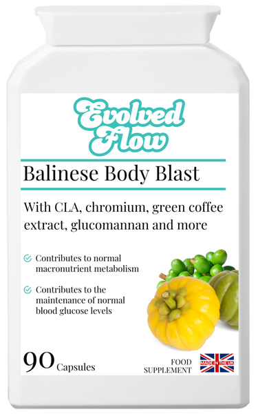 Balinese Body Blast - Evolved Flow