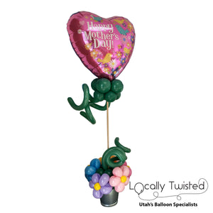 Mother's Day Balloon Gift