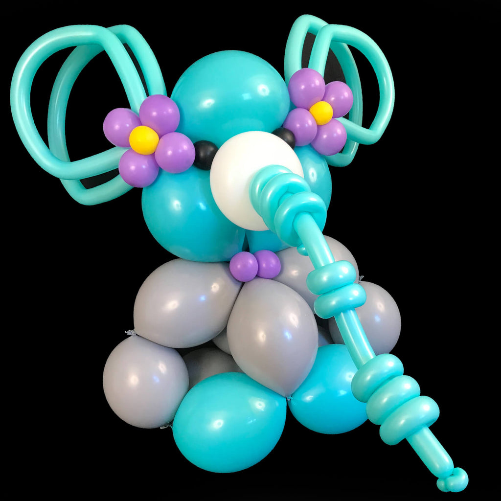 Large elephant balloon decor or gift