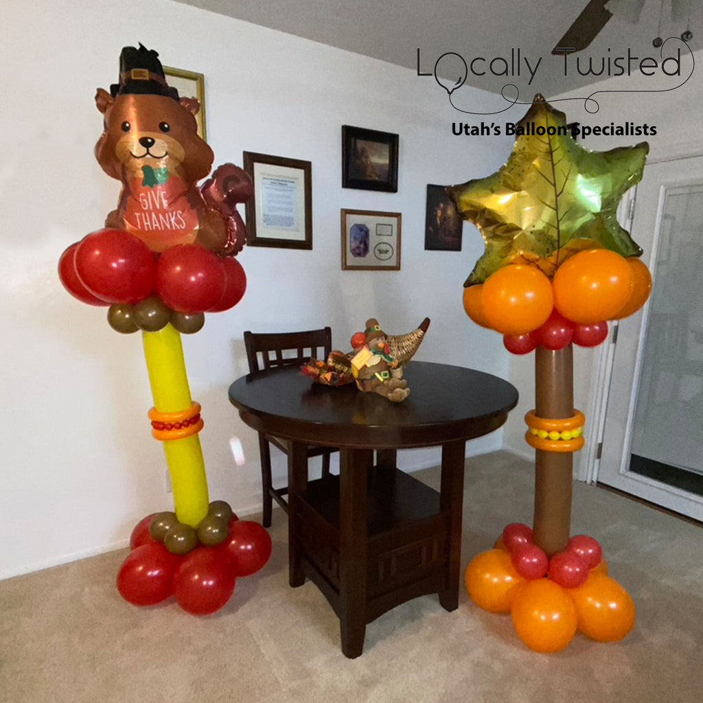 Thanksgiving Pedestal