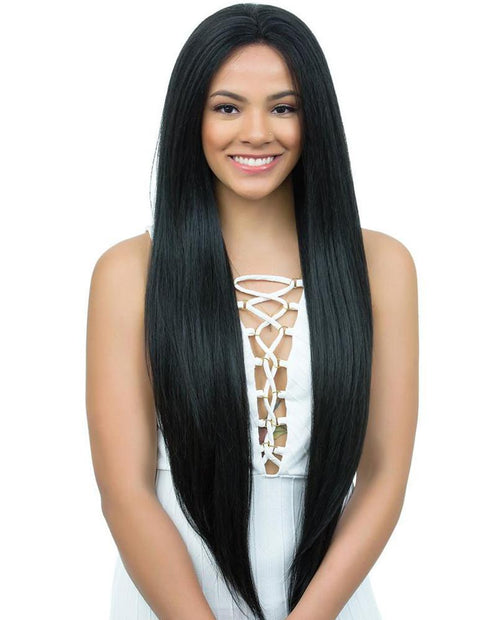 Peruvian Lace Frontal Wig