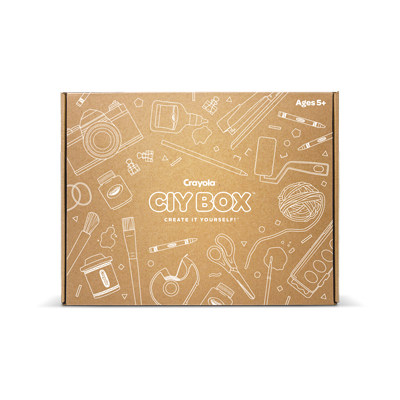Crayola® CIY Box™ 6 Month Recurring Subscription