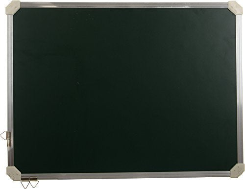 Cosmic Success ABS Non Magnetic Double Side Board 2x3ft. (White and Chalk Green)