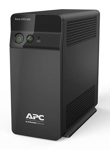 APC BX600C-IN 600VA, 230V Back UPS