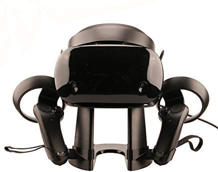 AMVR VR Stand,Headset Display Holder and Station for Samsung MR HMD Odyssey - Windows Mixed Reality Headset