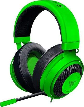 Razer Kraken Pro V2 Stereo Gaming Headset - Green Oval Ear Cushions Rz04-02050600-R3M1