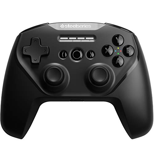 SteelSeries Stratus Duo Wireless Gaming Controller - Made for Android, Windows, and VR - Dual-Wireless Connectivity - High-Performance Materials - Supports Fortnite Mobile