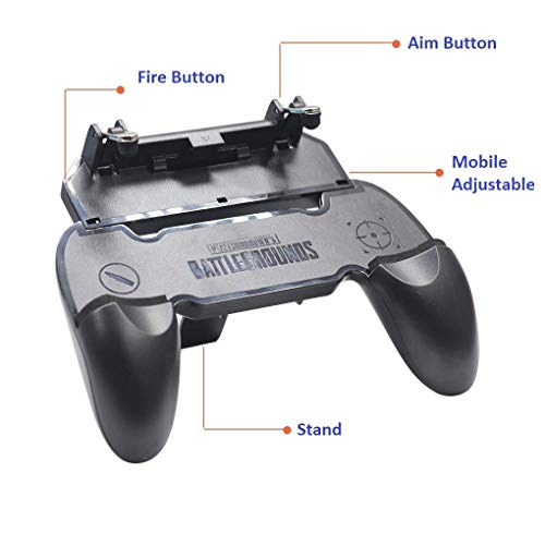 FyugoTM Mobile Gaming Console with Stand and Dual Trigger