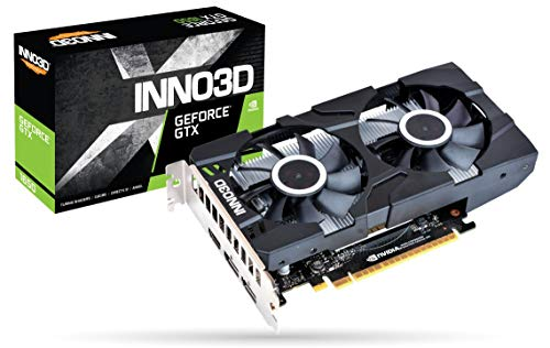 INNO3D NVIDIA GEFORCE GTX 1650 X2 OC 4GB GDDR5 Gaming Graphic Card