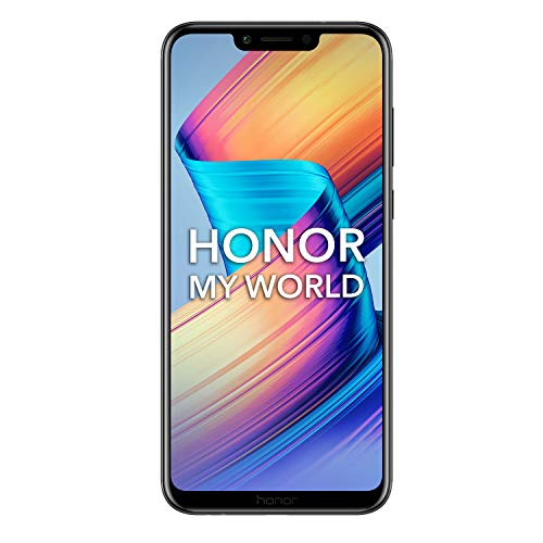 Honor Play (Midnight Black, 6GB RAM, 64GB Storage)