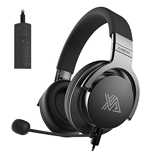 Xanova Juturna-U Gaming Headset (Gray)
