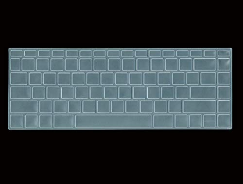 Saco Keyboard Protector Silicone Skin Cover for 13.3