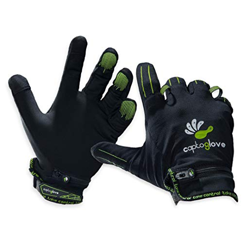 CaptoGlove 1.0 Pair Medium Wearable Gaming Hand Machine Interface - PC