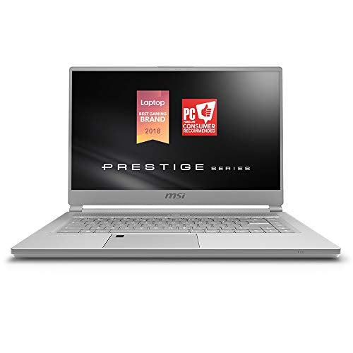 MSI P65 Creator 8RE-020 Thin Bezel Gaming/ Productivity Laptop 15.6