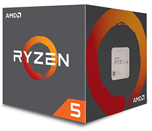 AMD Ryzen 5 YD1600BBAEBOX 3.2GHZ 6 Core AM4 Boxed Processor
