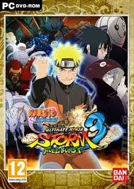 Naruto Shippuden: Ultimate Ninja Storm - 3 Full Burst (PC)