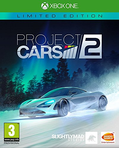 Project CARS 2 - Limited Edition (Xbox One) Steelbook Edition