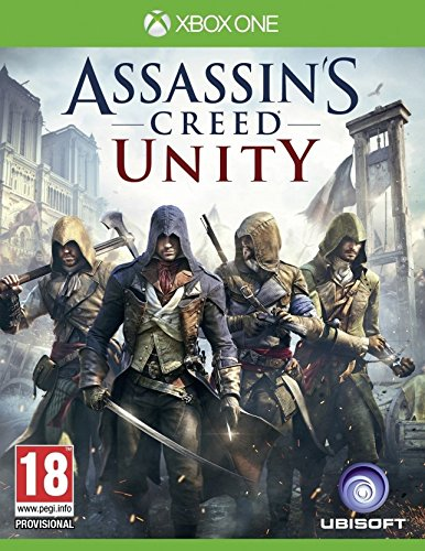 Assassin's Creed Unity Xbox Live Key - Global (Digital Code)