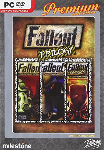 Fallout Trilogy (PC DVD)