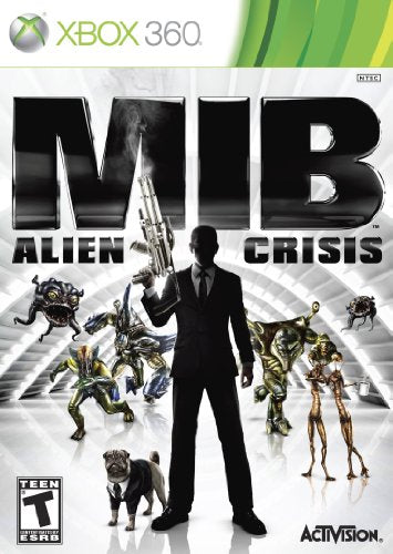 Men In Black (Xbox 360)
