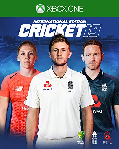 Cricket 19 International Edition (Xbox One)