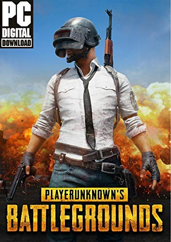 Player Unknown's Battle Grounds -PUBG (Code in the Box)