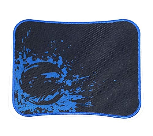 SEPAL 4mm Thick Waterproof Anti Slip Rubber Mat Gaming Mouse Pad for Laptop Desktop Computer