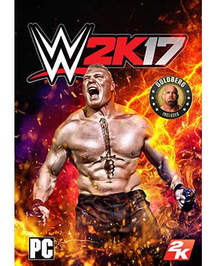 WWE 2K17 (PC) [Download Code - No CD/DVD]