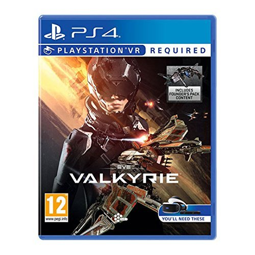 PS4 EVE VALKYRIE VR by CCP Games