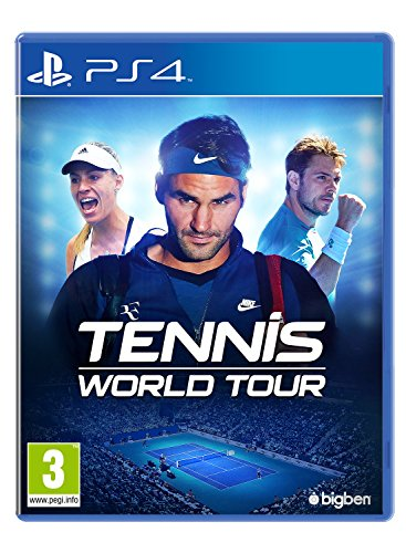 Tennis World Tour (PS4)