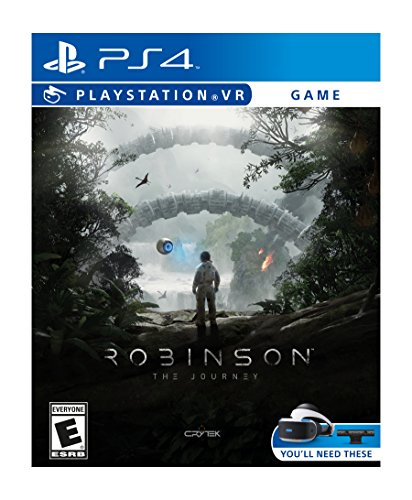 PSVR Robinson The Journey - PlayStation 4
