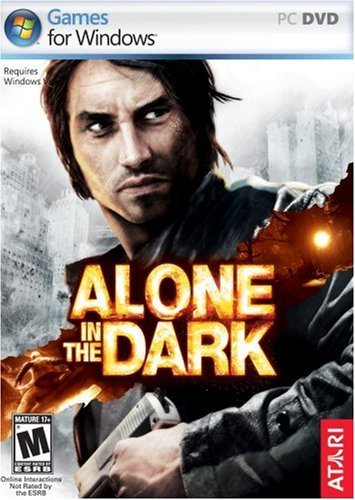 Alone in the Dark (PC DVD)