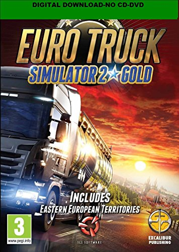 Euro Truck Simulator 2 Gold Edition (PC Code)