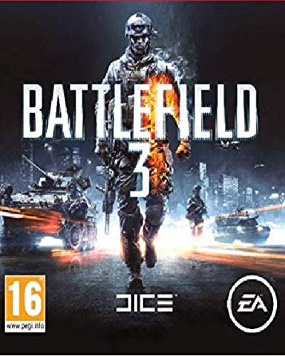 BATTLEFIELD 3 PC DVD