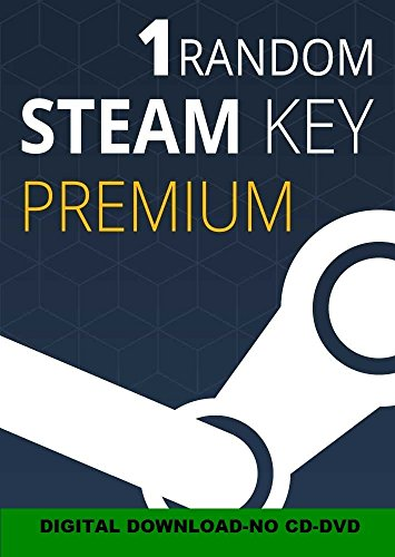 1 Random Steam Premium CD-Key (PC)