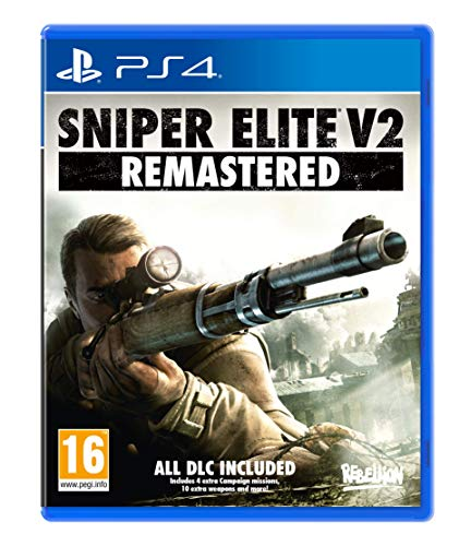Sniper Elite V2 - Remastered (PS4)
